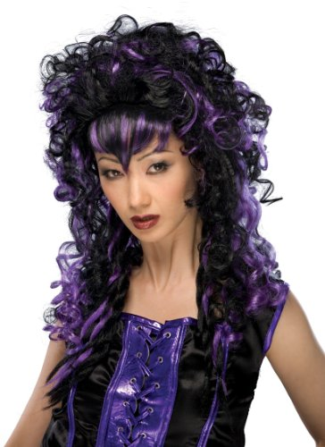 Rubie's Costume Frighten Vampiress Wig