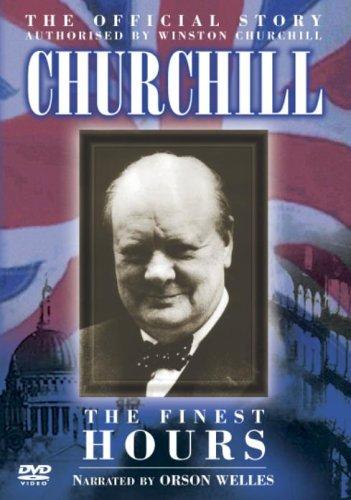 Churchill - The Finest Hours [DVD]