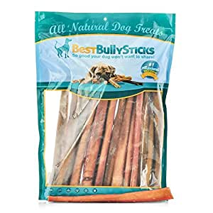 12 inch jumbo made in the usa bully sticks 25 pack pet supplies. Black Bedroom Furniture Sets. Home Design Ideas