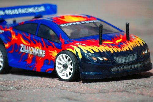 HSP Zillionaire 94182 1:16 Electric On Road RC Touring Car