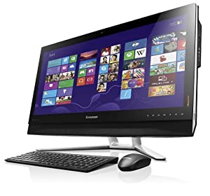Lenovo IdeaCentre B750 29-Inch All-in-One Desktop (57323558) by Lenovo