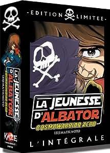 Cosmowarrior Zero : La jeunesse de Albator - L'intégrale