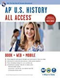 AP U.S. History All Access Book + Online + Mobile (Advanced Placement (AP) All Access)