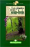 echange, troc Guide Office National des forêts - ONF - Les plantes de nos sous-bois