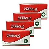 Carbolic Soap - 4.4 oz (Lot of 4)