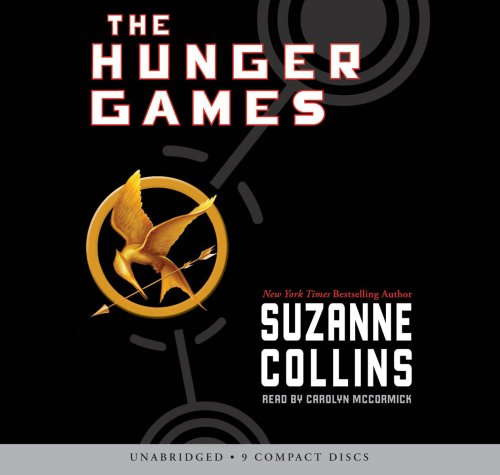 The Hunger Games (Book 1) - Audiobook on CD