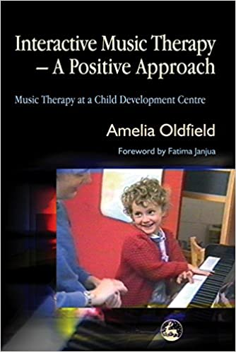 Book cover: interactive music therapy a positive approach