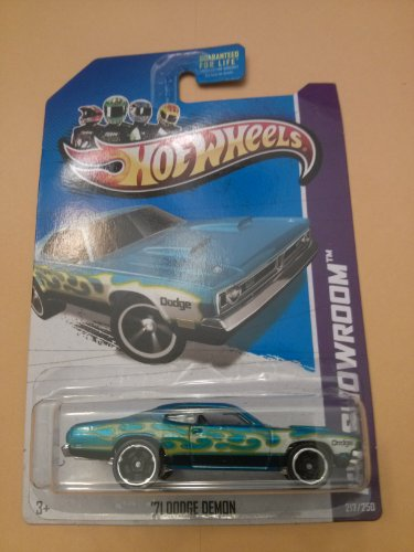 Hot Wheels HW Showroom '71 Dodge Demon 217/250 2013 - 1