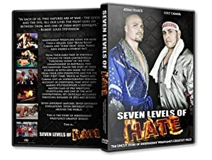 Seven Levels of Hate - Cabana, Pearce and the NWA Title DVD