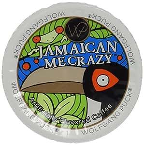 Keurig Wolfgang Puck Jamaica Me Crazy Coffee K-Cup - 18 count