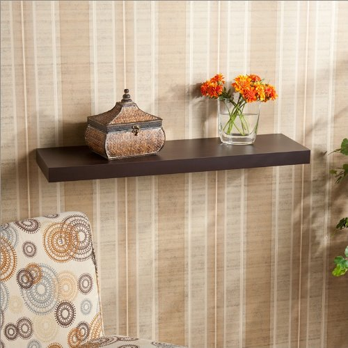 "Southern Enterprises Redmond 36"" Floating Shelf"