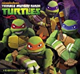 2014 Teenage Mutant Ninja Turtles Wall Calendar