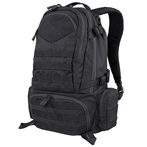Condor Outdoor Titan Assault Pack (Black) (Condor Outdoor 3 Day Assault Pack compare prices)