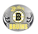 Boston Bruins - NHL Pewter Belt Buckle
