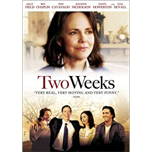 Two Weeks DVD Cover from Steve Stockman