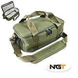 NGT Brew Tea Kit Accessory Camping Bag For Stove Cooking Equipment Carp Fishing Tackle