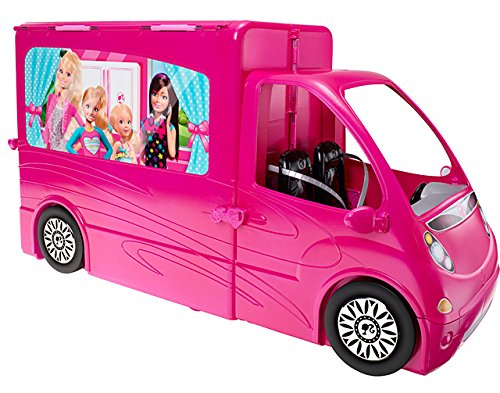 Barbie Sisters Life in The Dreamhouse Camper (Discontinued by manufacturer) (Barbie Doll Camper Van compare prices)