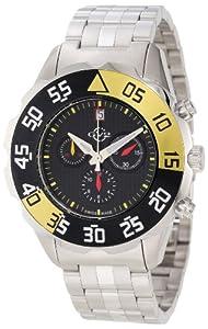 GV2 Men's Parachute Chronograph Watch 3000B