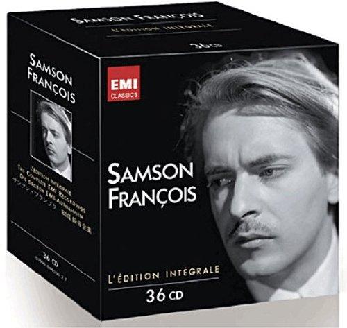 Samson Fran�ois - Edition Int�grale Coffret 36 Cd Emi Classics France  Neuf