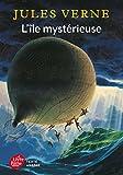 L'île mystérieuse - Texte abrégé...