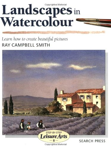 Landscapes in Watercolour (Leisure Arts)