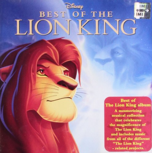 Original album cover of Disney: Best of The Lion King by Original Motion Picture Soundtrack