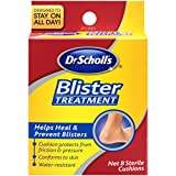 Dr-Scholls-Blister-Treatment-Sterile-Cushions-8-Count-boxPackaging-May-vary