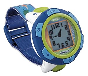 Vtech - 126205 - Jeu Educatif Electronique - Kidi Tik-Tak - Boy