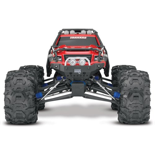Traxxas RTR 1/10 Monster Summit 4WD 2.4GHz RTR with 2 7-Cell Batteries and a Charger