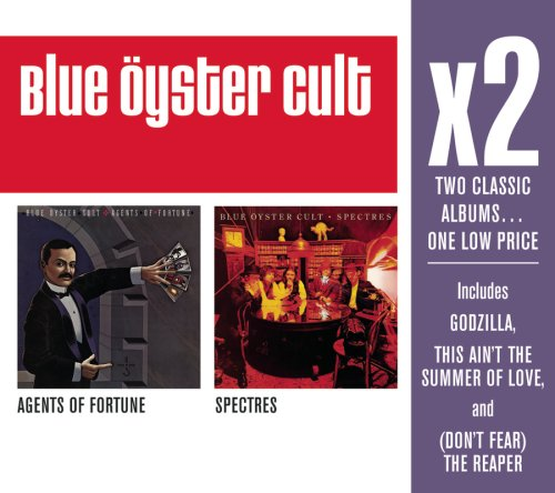 Blue Öyster Cult - Agents of Fortune/Spectres [Musikkassette] [US-Import] - Zortam Music