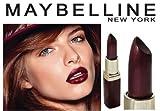 Maybelline Moisture Whip lipstick 07 rogue voque