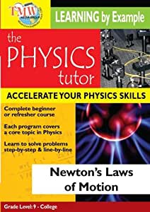 Physics Tutor: Newton's Laws Of Motion