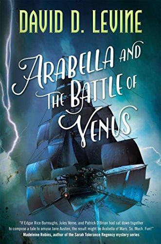Book Cover: Arabella and the Battle of Venus
