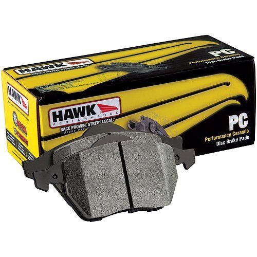 Hawk Performance Hb170Z.650 Performance Ceramic Brake Pad