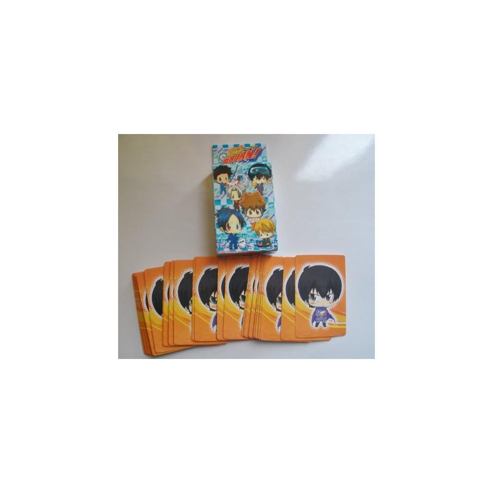 Collect!Japanese Anime Katekyo HITMAN Reborn Poker Cards Playing Cards
