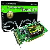 EVGA GeForce 9400 GT 1 GB DDR2 PCI-E 2.0 Graphics Card 01G-P3-N945-LR