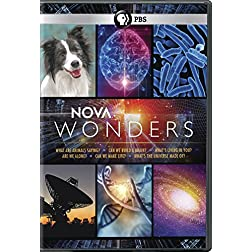 NOVA: Wonders, Season 1 DVD