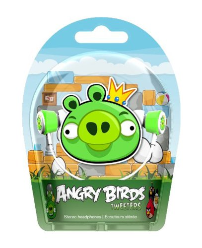 Gear4 Angry Birds Headphone