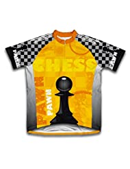 Pawn Short Sleeve Cycling Jersey for Women