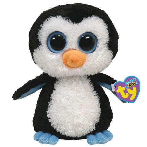 TY Beanie Boos - Penguin Waddles - 1