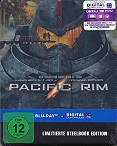 Pacific Rim - Limited Exklusiv Cover Steelbook (Hochwertig) (Blu-ray)