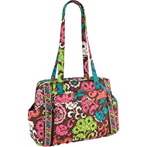 vera bradley make a change baby bag lola. Black Bedroom Furniture Sets. Home Design Ideas