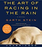 The Art of Racing in the Rain Low Price CD by Stein, Garth (Unabridged Edition) [AudioCD(2009)]