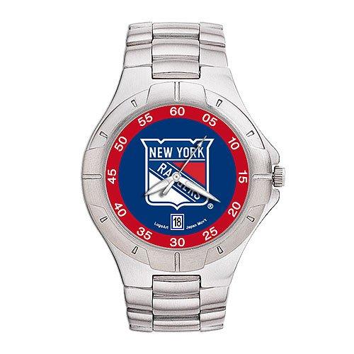 NHL New York Rangers Men's Pro II Watch