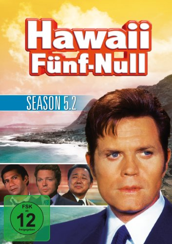 Hawaii Five-Null - Season 5.2 [3 DVDs]