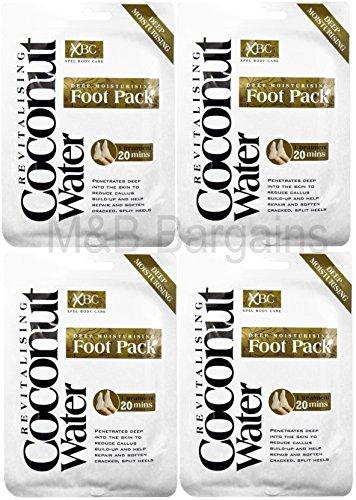 4-x-treatment-deep-moisturising-revitalising-coconut-water-foot-pack