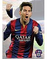 FOOTBALL- Stickers FC Barcelona - Messi - Hauteur 130 cm