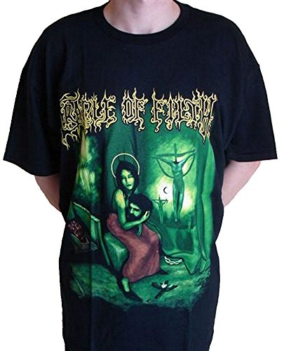 Maglietta Cradle Of Filth - thornography Black XL