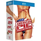 American Pie - L'intégrale des 4 films cinéma ! [Blu-ray]
