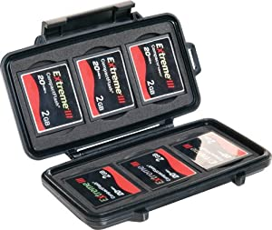 Pelican 0940-015-110 0945 Memory Card Case for Compact Flash Cards